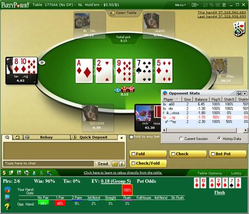 zynga poker odds calculator download
